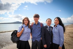 High Schools on North Island New Zealand