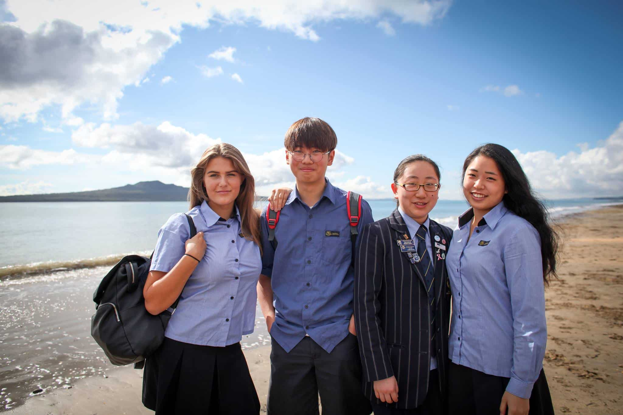 High School New Zealand