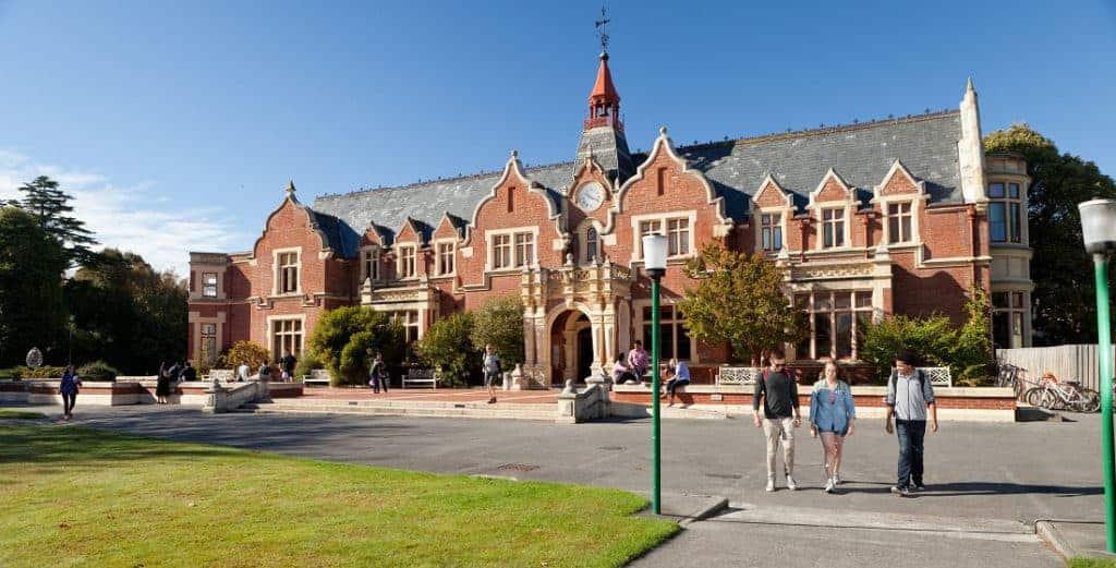 University New Zealand